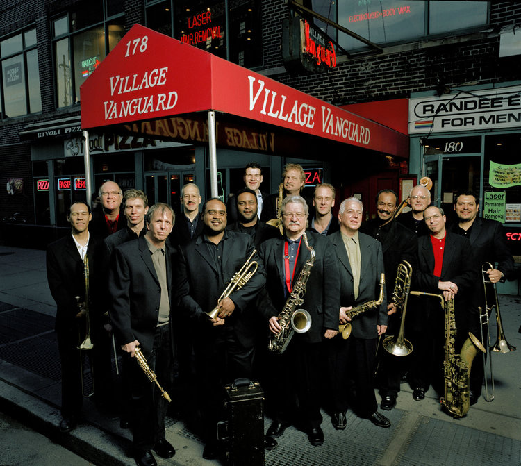 The Vanguard Jazz Orchestra Performs Every Monday Night