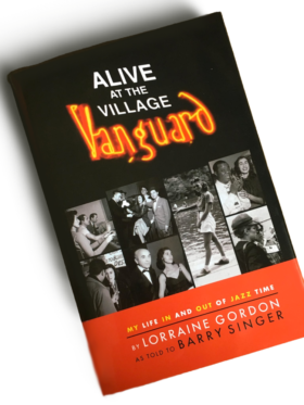ALIVE At The Village Vanguard Book