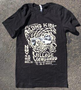 Roland Kirk Shirt 1