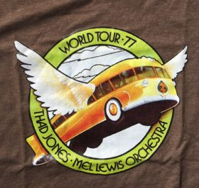 World Tour 77 Shirt 1