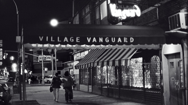 Vanguard at Night