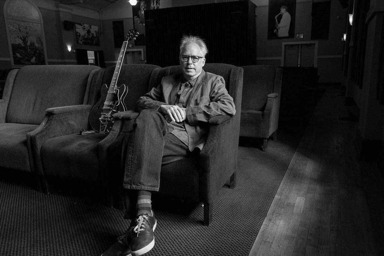 Bill Frisell Press Photo