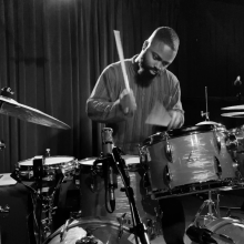 marcus gilmore on drums