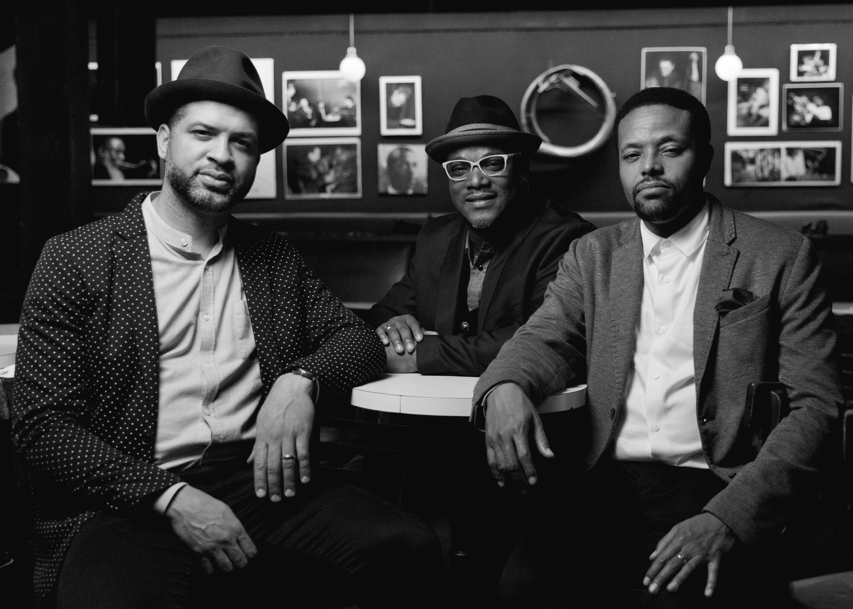 Jason Moran and the bandwagon in the vanguard