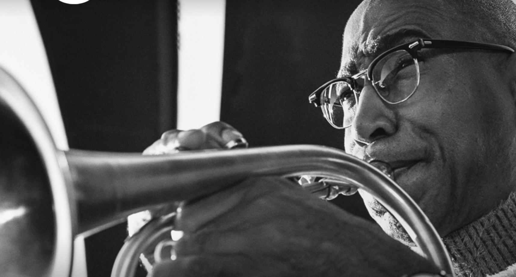 Ron Miles PLAYING CORNET